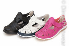 Ladies Leather Casual Summer Slip on Shoes Pumps Mary Janes Summer by Coolers