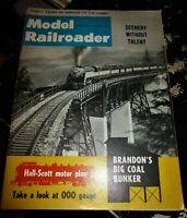 Model Railroader Magazine February 1964 Issue