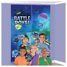 Battle Royal Gamer Birthday Party Scene Setter with Photo Booth Props