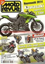 MOTO REVUE 3956 HONDA CB 500 MSX 125 APRILIA 1200 DUCATI HARLEY DAVIDSON 1200 XL