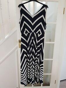 MONSOON maxi dress  size 22