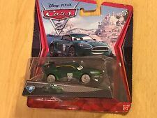 Disney Pixar Cars 2 (#20 IN MATTEL DIECAST SERIES) CAR NIGEL GEARSLEY NEW