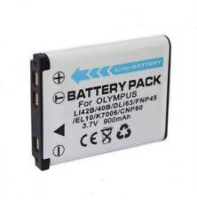 For Fujifilm NP-45A Li-Ion Rechargeable Li-ion Battery 3.7v 900mAH AU ship