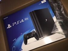 Sony PlayStation 4 Pro - 1TB, PS4 Pro Video Game Console 4K HDR Gaming BRAND NEW