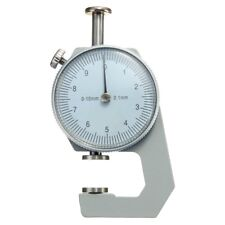 0-10mm Thickness Gauge Tester Leather Craft Leathercraft Tools Accuracy 0.1mm