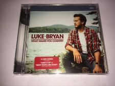 **BRAND NEW - FACTORY SEALED CD** - What Makes You Country by Luke Bryan