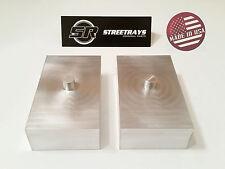 """StreetRays 99-17 Ford F250 1.5"""" Rear Lift Blocks SuperDuty Kit 2WD & 4WD (USA)"""
