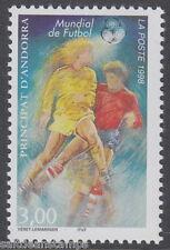ANDORRA - 1998 World Cup Football Championship, France (1v) - UM / MNH*