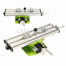 Multi-Function Milling Machine Compound Work Table Cross Slide Bench Drill Vice