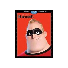The Incredibles (Blu-ray/Dvd, 2011)