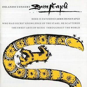 John Dunstaple - Musician to the Plantagenets / Orlando Consort