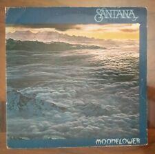 "33 GIRI DOPPIO LP SANTANA ""MOONFLOWER"" 1977 CBS 88272"