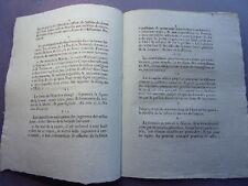 1792/ Formule nouvelle pour tous les actes de la puissance exécutive / Danton