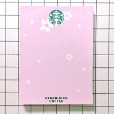 Korean Cute Stationery Paper Memo Pad Bookmark Note Letter 100sheets Starbucks