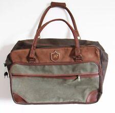 Jaguar Collezione borsone borsa valigia viaggio vintage bag travel trolley pelle