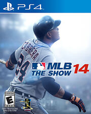 MLB 14: The Show (Sony PlayStation 4, 2014) - US Version
