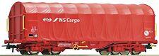 Roco 67322 Schiebeplanwagen NS-Cargo  Ep V auf Wunsch Achstausch gratis NEU&OVP