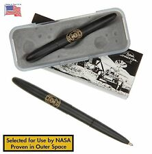 Fisher Space Pen #400BNAV / Matte Black US Navy Seal Bullet Pen