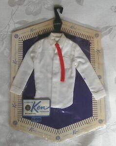 Vintage Ken Fashion Outfit Accessory Pak Barbie Doll Shirt Tie Catalogue