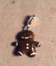 Weihnachten Charm Lebkuchenmann *Neu*  Kettenanhänger, Weihnachten