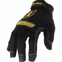 Ironclad General Utility Gloves - Large Size - Comfortable, Reinforced, Durable