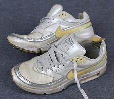 Nike Air Max BW, talla 40, UK 6 blanco/cuero/used
