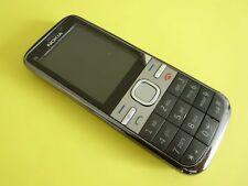 Nokia C5-00 - Warm Gray (Ohne Simlock) AKKU<Neu>cover zustand 1A
