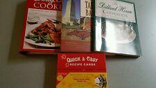 Quick and Easy TIN Recipe Box with 30 Tasty Speedy Recipes plus FREE REDUCE
