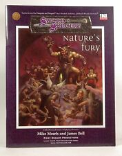 Nature's Fury (Sword Sorcery) Mearls, Mike White Wolf White Wolf Publishing