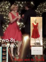 Violet's Sambola Screen Worn  Dress (GRETA GERWIG) 35mm film cell Whit Stillman