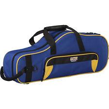 Alto Saxophone Case Yellow & Blue -Gator GL-ALTOSAX-YB Lightweight Spirit Series