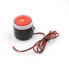 DC 12V 120db Continuous Sound Decibel Piezo Buzzer IC Alarm Speaker <Z