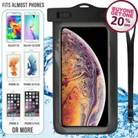 Swimming Waterproof Underwater Case Cover Dry Bag Pouch Armband For Mobile Phone
