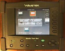 Wavetek MTS 5100 & 5023MM 850/1300nm MMF OTDR & MTS 50600 PM