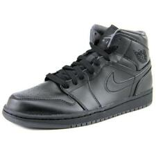 Zapatillas deportivas de hombre Nike color principal negro de piel
