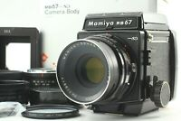 [MINT IN BOX+++] Mamiya RB67 Pro SD w/ Sekor C 127mm F/3.8 From JAPAN