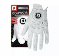 New FootJoy Contour FLX Flex Men's Premium Golf Glove CabrettaSof Leather