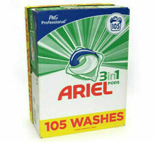 3 Packs Ariel 3 in 1 Pods Laundry Washing Liquid Gel Capsules Detergent