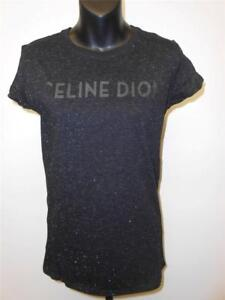 "NEW Celine Dion ""LOVED ME BACK TO LIFE"" WOMENS Sizes S-M-L-XL-2XL Concert Shirt"
