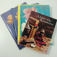 Father's Day Mother's Day Religious Holiday Vintage Booklets Poems   #2