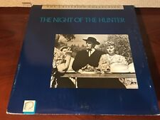 Laserdisc THE NIGHT OF THE HUNTER The Criterion Collection Spine #28 Lot1