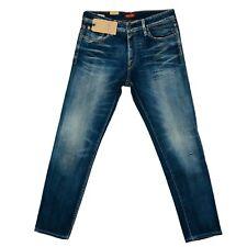 Jack /& Jones Jeans Mike Jj Icon Men/'s Trousers CR001 Comfort Fit Blue Pants