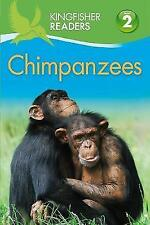 Kingfisher Readers: Chimpanzees (Level 2 Beginning to Read Alone), Llewellyn, Cl