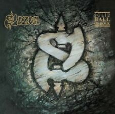 SAXON - SOLID BALL OF ROCK (REMASTERED + BONUS)  CD HEAVY METAL / HARD ROCK NEU