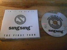 CD va Sing Sing: the First Four (4) canzone MCD BMG/Sing Sing SC
