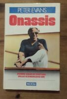 Onassis - P. Evans - Rizzoli, 1987 - S
