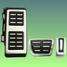 Pédalier alu boite Auto DSG > Nouveau Tiguan & T-Roc ( MK2 II pédale pédales )