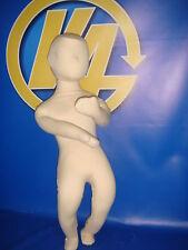 Manichino de niño Tessuto 75 cm con scollo posteriore buon stato