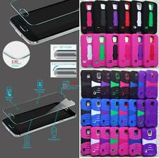 NP ARMOR GLASS Screen Guard + Case For Samsung Galaxy S5 / SM-G900A G900T G900R
