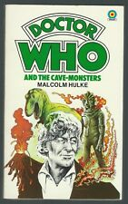 Doctor Who And The Cave-Monsters Malcolm Hulke Target 1979 Second Impression G-